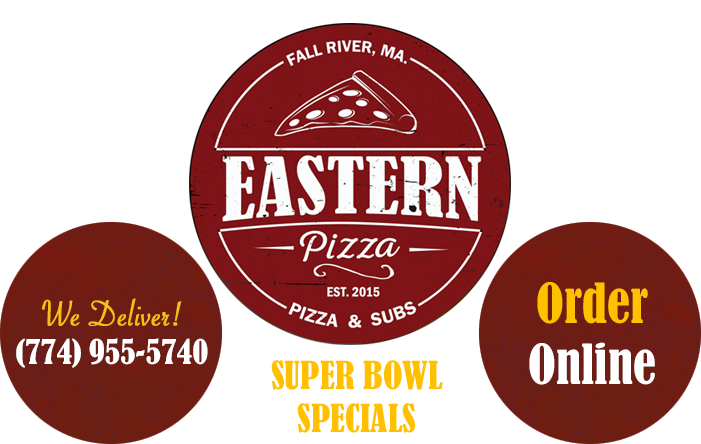 Eastern Pizza Take Outrestaurant Pizza Pasta Calzones